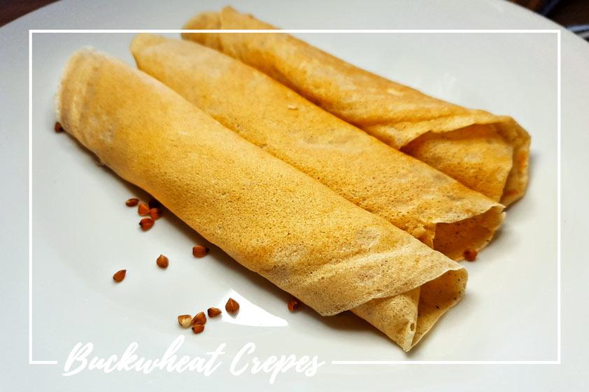 Buckwheat-crepes